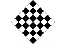 Бандана флаг ФИНИШ. Вариант-1