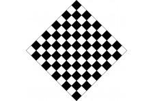 Бандана флаг ФИНИШ. Вариант-2