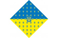 Бандана с украинской символикой. Дизайн-03