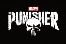 Баннер, плакат Punisher (рус. Каратель). Вариант-03.
