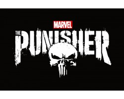 Баннер, плакат Punisher (рус. Каратель). Вариант-03