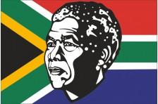 Баннер, плакат «Нельсон Мандела»