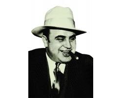 Баннер, плакат «Аль Капоне»