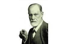 Баннер, плакат «Зигмунд Фрейд»