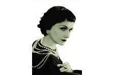 Баннер, плакат «Коко Шанель»