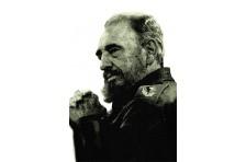 Баннер, плакат «Фидель Кастро». Вариант-2