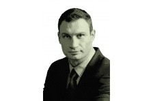 Баннер, плакат «Виталий Кличко»