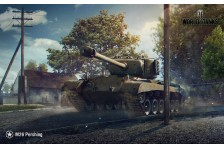 Баннер, плакат, постер «World of Tanks», M26 Pershing