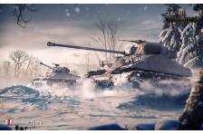 Баннер, плакат, постер «World of Tanks», Sherman Firefly