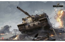 Баннер, плакат, постер «World of Tanks», Tortoise
