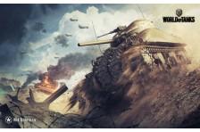 Баннер, плакат, постер «World of Tanks», M4 Serman