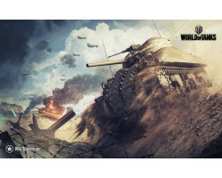 Баннер, плакат, постер «World of Tanks», M4 Serman