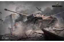Баннер, плакат, постер «World of Tanks», Panther