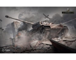 Баннер, плакат, постер «World of Tanks», Panther