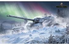Баннер, плакат, постер «World of Tanks», T110E4