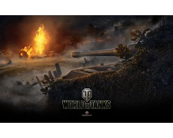 Баннер, плакат, постер «World of Tanks». Вариант-03