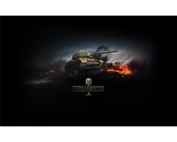 Баннер, плакат, постер «World of Tanks». Вариант-04