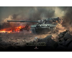 Баннер, плакат, постер «World of Tanks». Вариант-05
