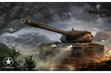 Баннер, плакат, постер «World of Tanks», Heavy Tank