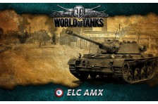 Баннер, плакат, постер «World of Tanks», ELC AMX
