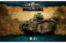 Баннер, плакат, постер «World of Tanks», B1