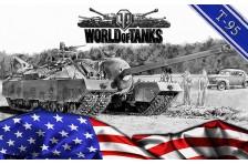 Баннер, плакат, постер «World of Tanks», T-95. Вариант-02