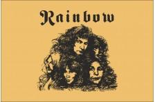 Баннер, плакат «Rainbow»