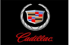 Флаг любителей Cadillac (рус. Кадиллак). Вариант-2