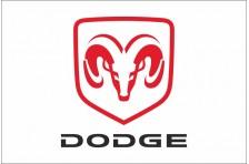 Флаг любителей Dodge (рус. Додж)