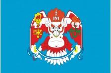 Флаг города Улан-Батор, Монголия