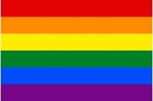 Флаг ЛГБТ - сообщества