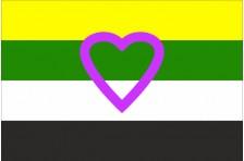 Флаг Skoliosexual