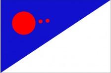 Флаг планеты Марс. Вариант-04