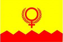 Флаг планеты Венера. Вариант-01