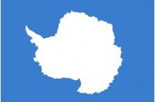 Флаг Антарктиды (эскиз Грэма Бертрама)