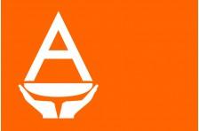 Флаг Антарктиды (эскиз Уитни Смита)