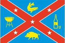 Флаг «Охота - рыбалка»