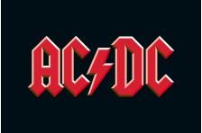 Флаг рок-группы AC/DC