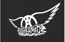 Флаг рок-группы Aerosmith. Вариант-1