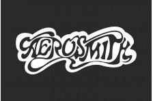 Флаг рок-группы Aerosmith. Вариант-2