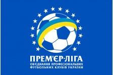 Флаг объединения профессиональных футбольных клубов Украины «Премьер-лига»