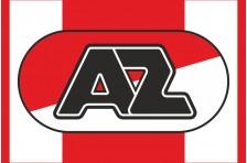 Флаг футбольного клуба «Алкмар Занстрек». Вариант-2