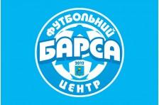 Флаг футбольного клуба «Барса» Сумы, Украина. Вариант-1