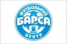 Флаг футбольного клуба «Барса» Сумы, Украина. Вариант-2