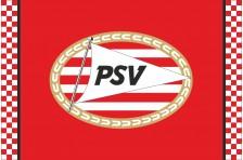 Флаг футбольного клуба «ПСВ», Эйндховен. Вариант-1