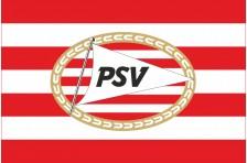 Флаг футбольного клуба «ПСВ», Эйндховен. Вариант-2