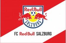 Флаг футбольного клуба «Ред Булл». Вариант-1