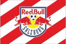 Флаг футбольного клуба «Ред Булл». Вариант-2