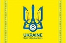 Флаг Сборной Украины по футболу. Вариант-4