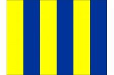 Флаг МСС. Буквенный флаг «G, Гольф, Гольф»